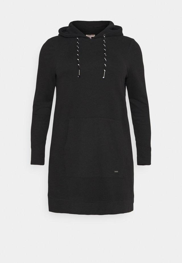 CARETTA LIFE DRESS - Vapaa-ajan mekko - black
