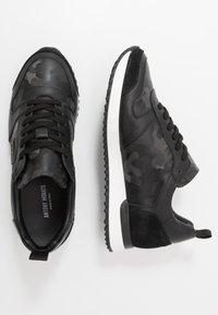 Antony Morato - RUN METAL CAMO - Sneakers laag - steel - 1