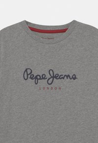 Pepe Jeans - ART NEW - Print T-shirt - grey marl - 2