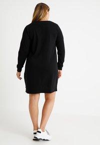 Zizzi - MGUNVUR DRESS - Day dress - black - 3