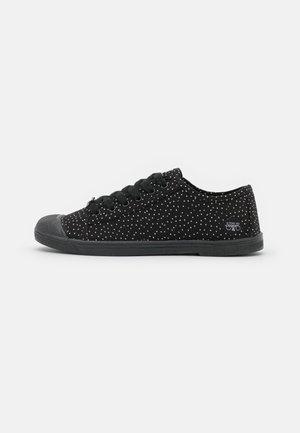 BASIC - Sneakers laag - black