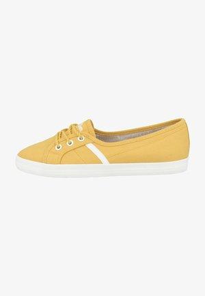 Ballet pumps - soft yellow