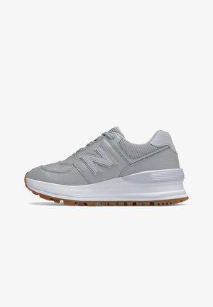 Sneakers basse - light aluminum