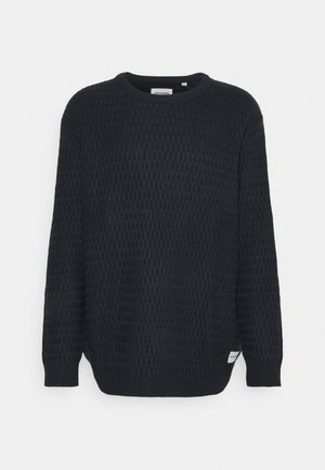 Jumper - black navy