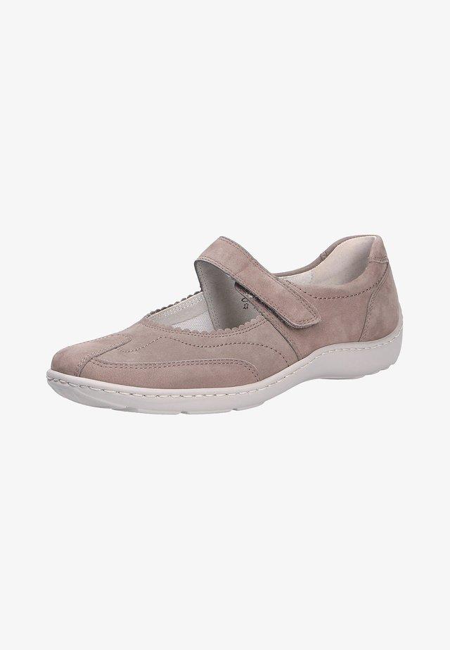 Ballerina's met enkelbandjes - pietra (088)