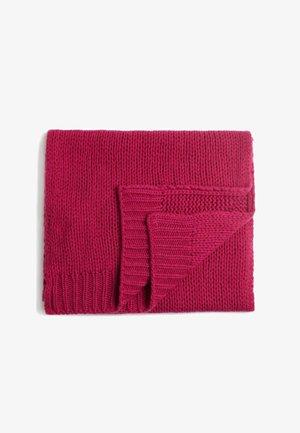 Scarf - rosa - magenta red