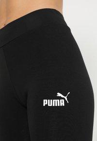 Puma - LEGGINGS - Leggings - black - 3