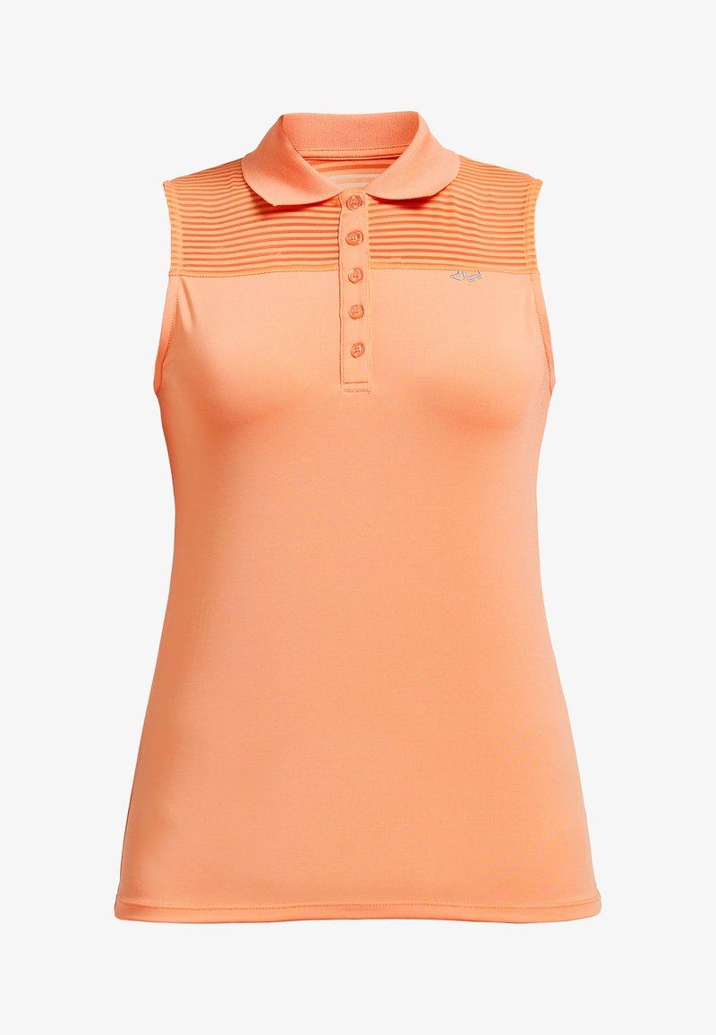 Röhnisch - MIKO  - Polo shirt - cantaloupe