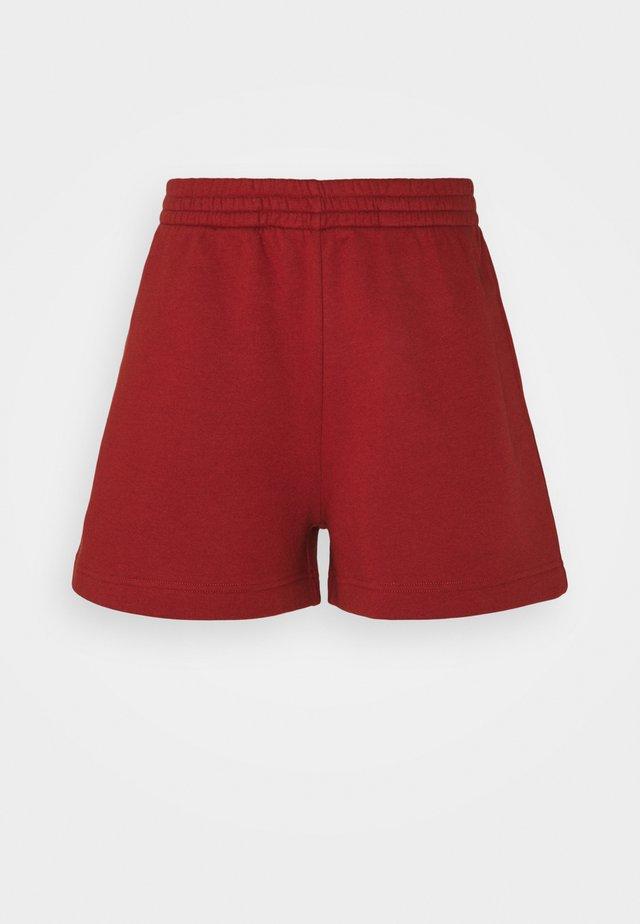 KETCH THINKTWICE - Shorts - red ochre
