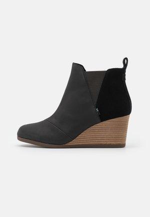 KELSEY - Ankle boots - black