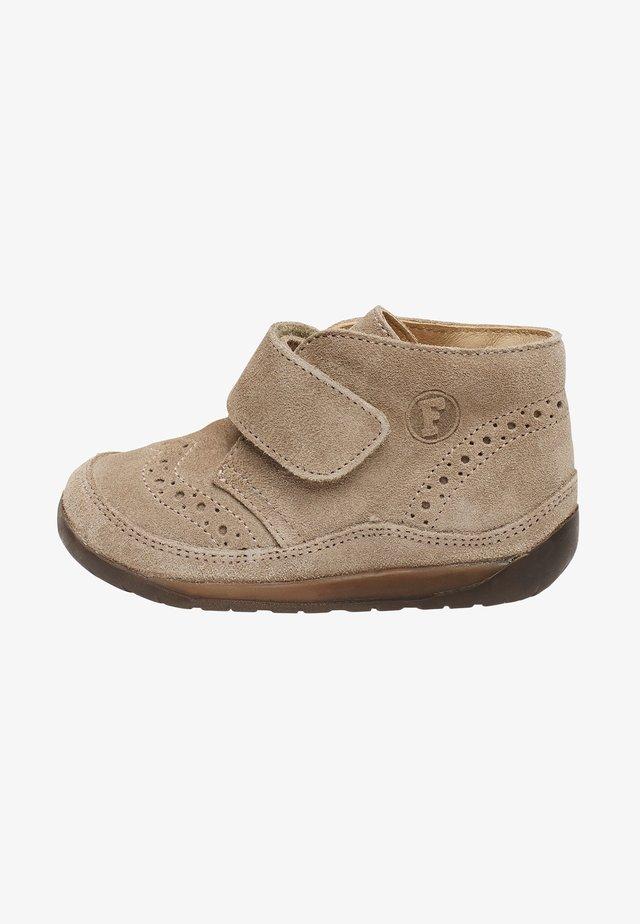 PACIFIC VL - Chaussures premiers pas - beige