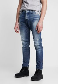Replay - TINMAR - Jeans a sigaretta - medium blue - 0
