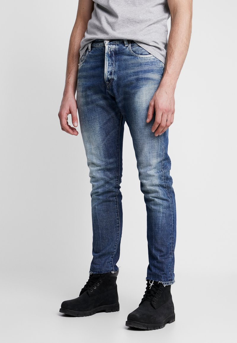 Replay - TINMAR - Straight leg jeans - medium blue
