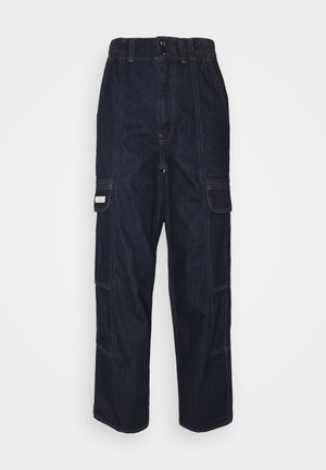BLAINE  - Jeansy Relaxed Fit - raw denim