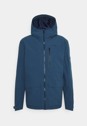 PULTON - Outdoorjas - dark denim