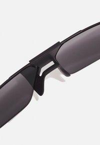 Prada Linea Rossa - Sunglasses - matte black - 2