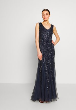 MARIE MAXI - Occasion wear - navy