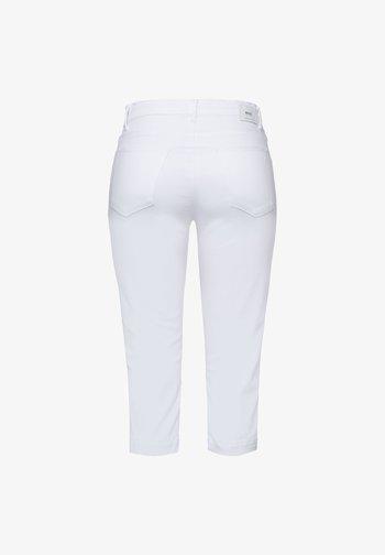 STYLE SHAKIRA C - Trousers - white
