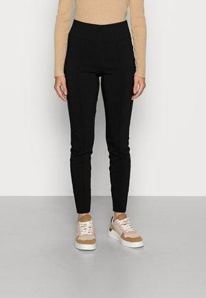 VIMARIKKA DETAIL LEGGINGS - Leggings - black