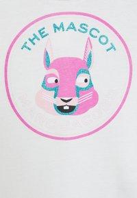 The Marc Jacobs - LONG SLEEVE - Top sdlouhým rukávem - off white - 2