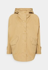 Marc O'Polo - CAPE FIX HOOD - Short coat - sandy beach - 0