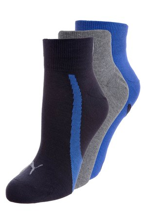 3 PACK - Socks - navy/grey/strong blue