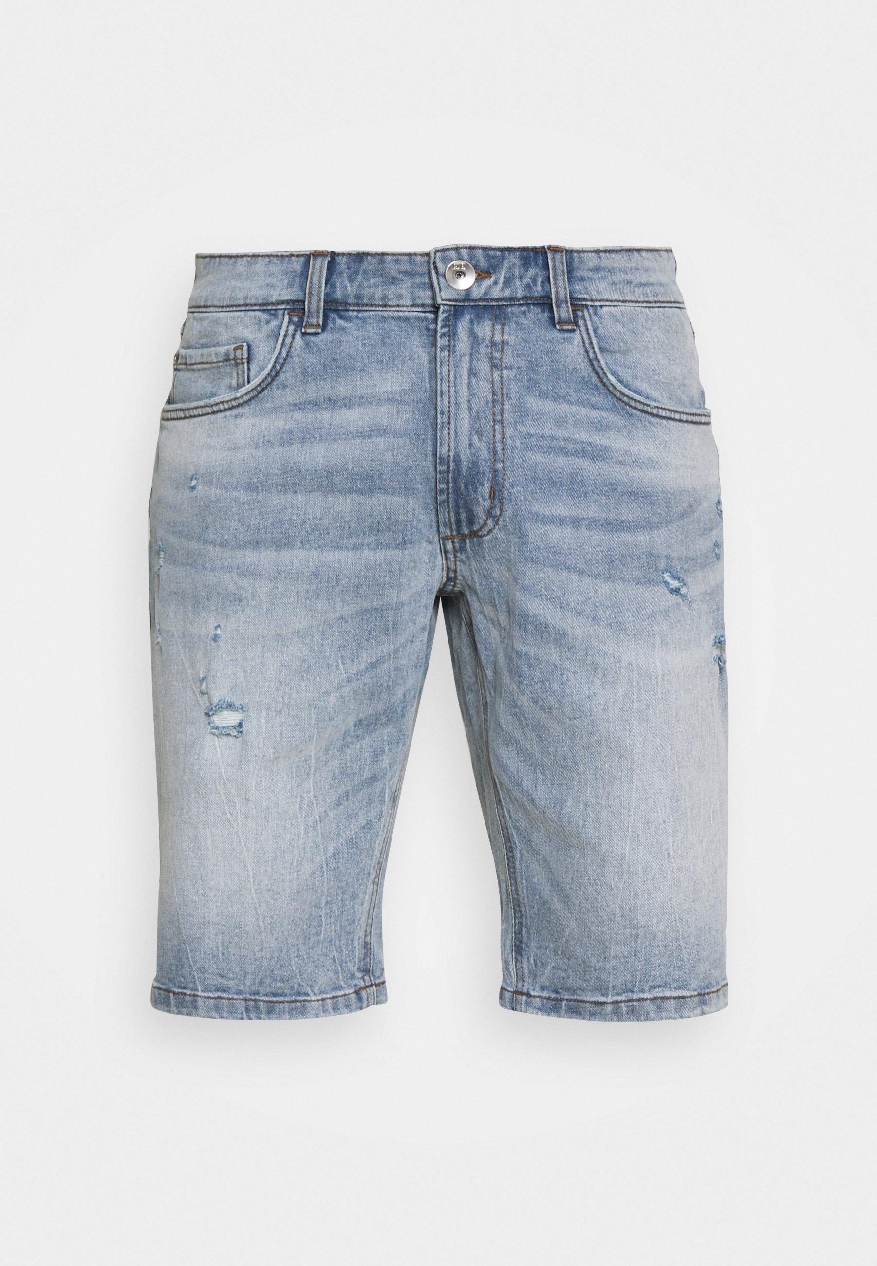 Homme OSLO DESTROY - Short en jean