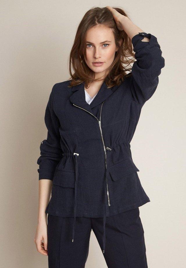 Light jacket - bleu marine