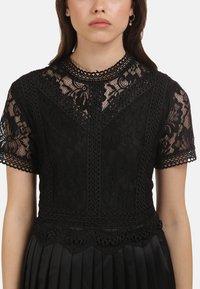 myMo ROCKS - KLEID - Cocktail dress / Party dress - black - 3