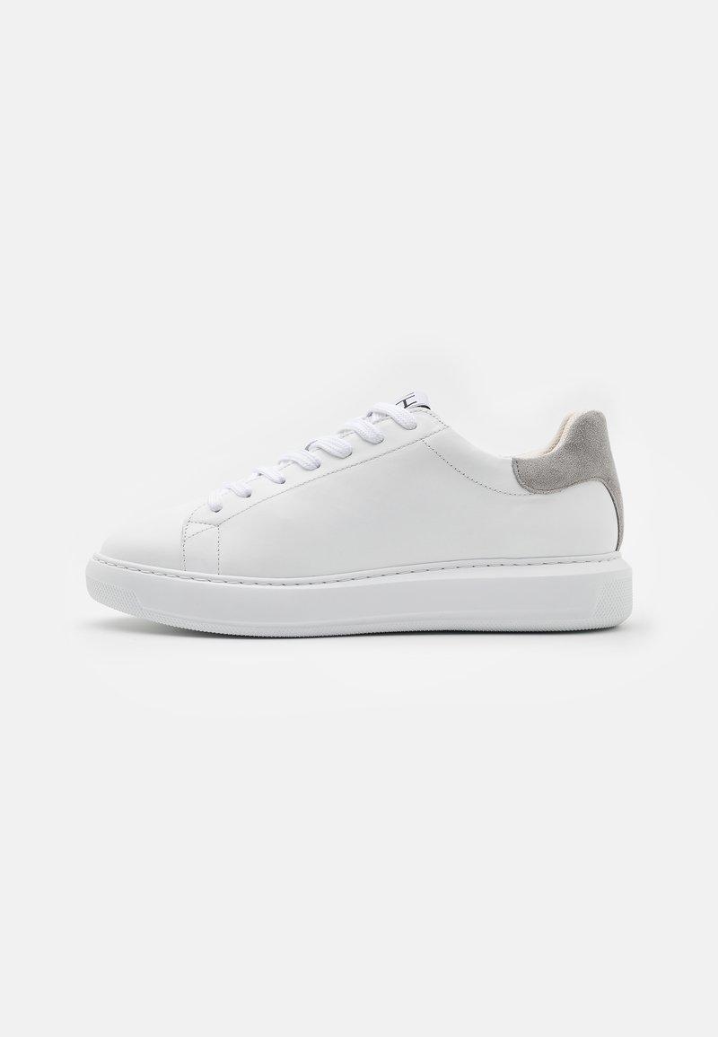 Selected Homme - SLHOLIVER TRAINER  - Sneakers basse - grey