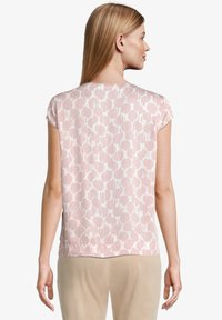 Betty & Co - Blouse - cream/rosé - 2