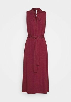 HASSE - Sukienka z dżerseju - berry