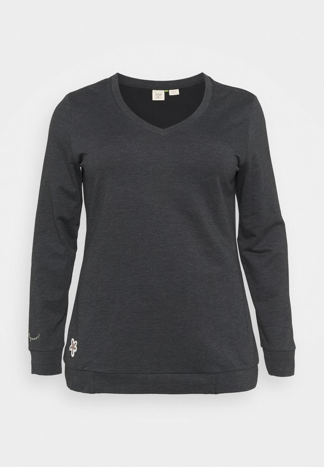 NELIN  - Sweater - black