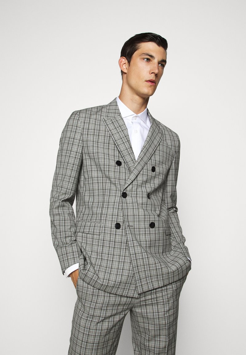 HUGO - Suit jacket - silver