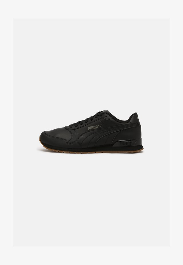RUNNER V2 UNISEX - Sneakersy niskie - black