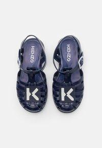 KENZO kids - UNISEXE - Sandals - marine - 3