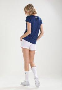 Diadora - TEAM - T-shirt basique - saltire navy - 2
