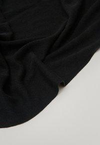 Massimo Dutti - Scarf - black - 3