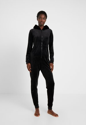ONESIE SLIM - Pyjamas - black