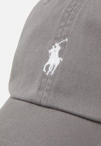Polo Ralph Lauren - CLASSIC SPORT UNISEX - Cap - perfect grey/white - 5