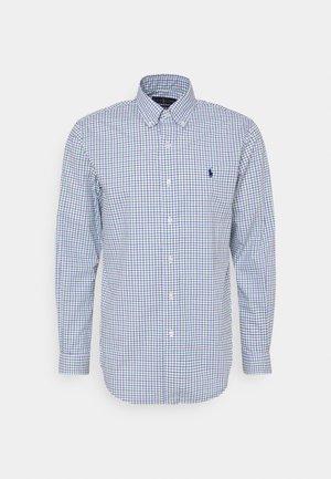 LONG SLEEVE SPORT SHIRT - Shirt - green/blue