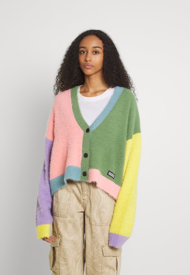 ORACLE CARDI - Kardigan - multi coloured