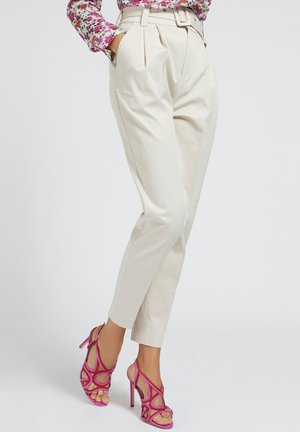 PRUDENCE - Trousers - creme