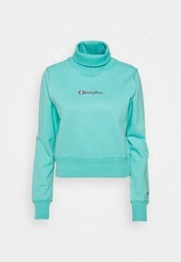 Champion - HIGH NECK ROCHESTER - Sweatshirt - turquoise - 3