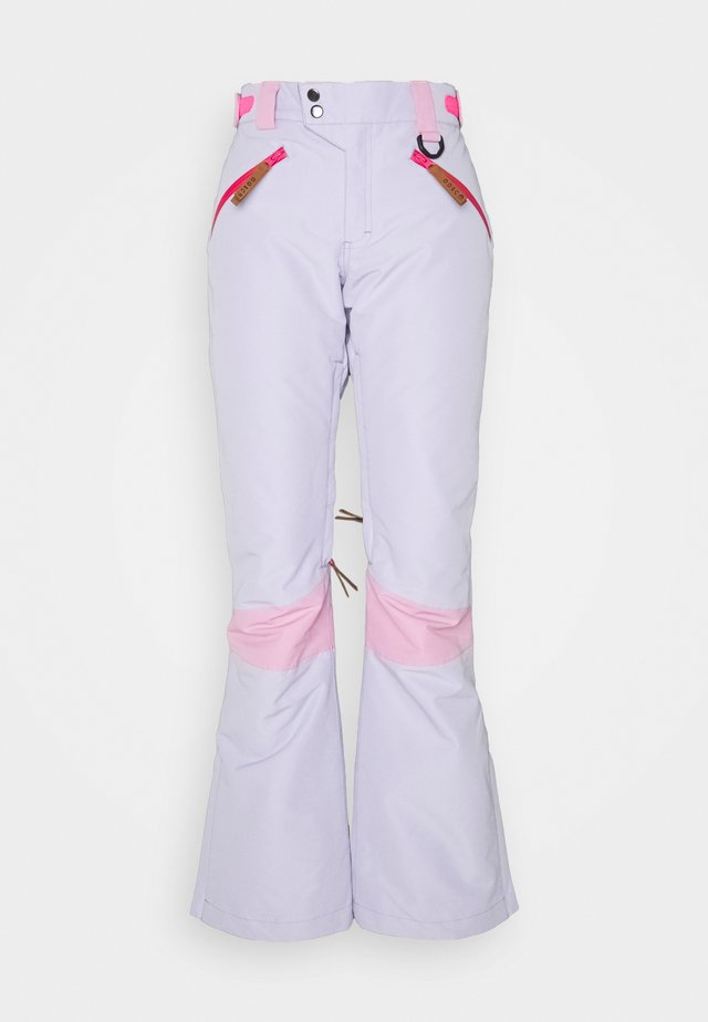 1080 WOMENS PANT - Pantalon de ski - lilac