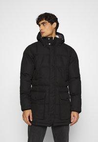 Schott - WOOD - Winter coat - black - 0