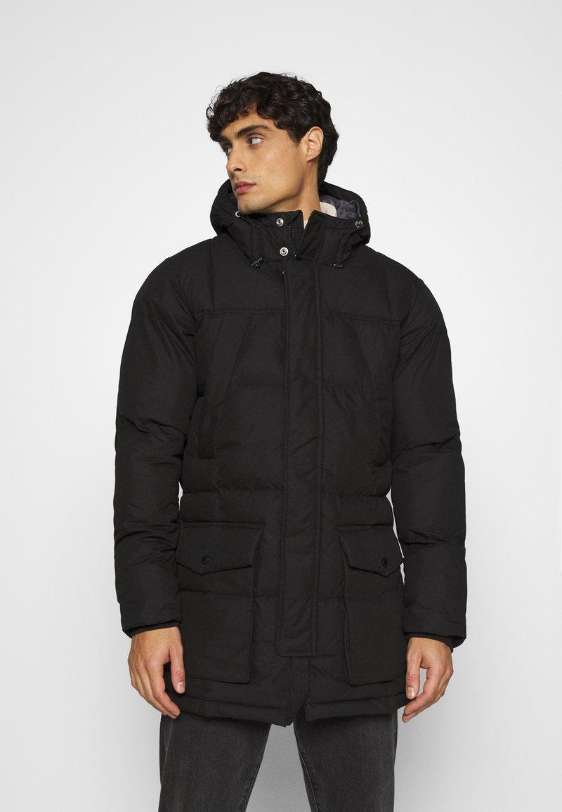 Schott - WOOD - Winter coat - black
