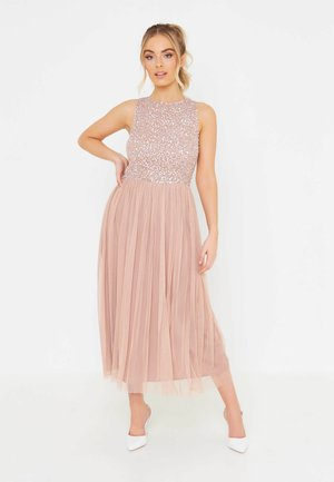 Cocktail dress / Party dress - mink