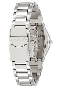 Swatch - MIDDLESTEEL - Orologio - silver-coloured/green - 2