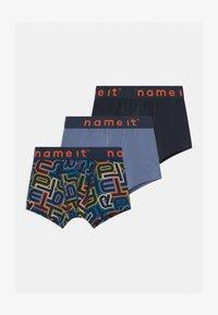 Name it - NMMBOXER 3 PACK - Pants - dark sapphire - 0